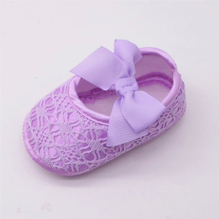 Baby Girl's Floral Patterned Summer Shoes