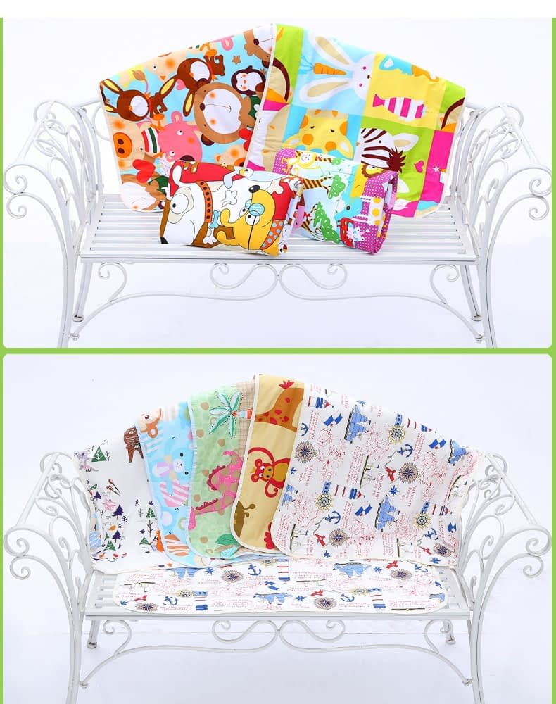 Baby's Waterproof Cotton Changing Pad
