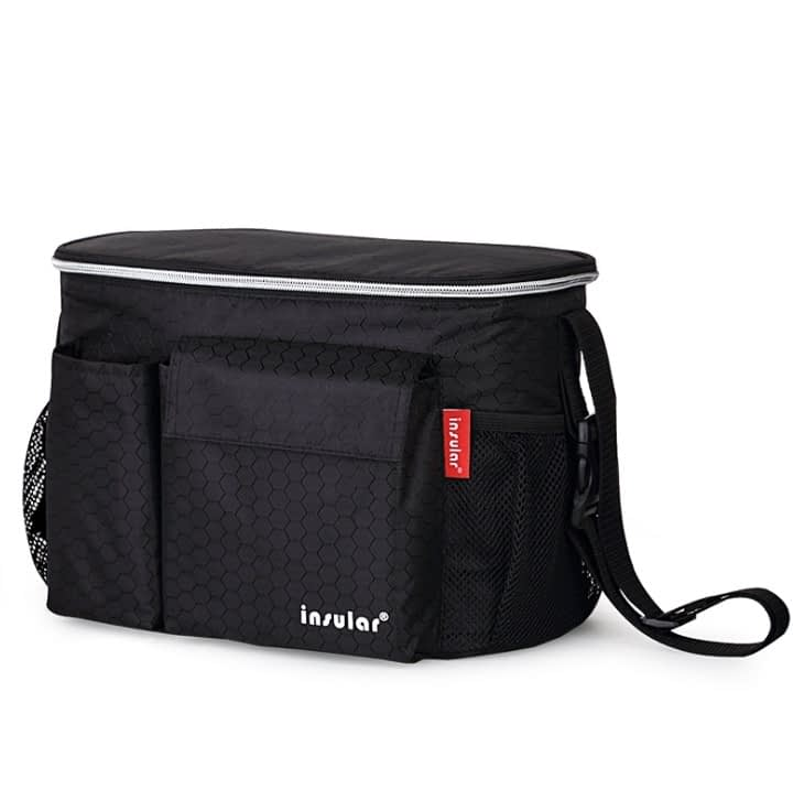 Multifunctional Convenient Insulated Baby Nappy Changing Bag