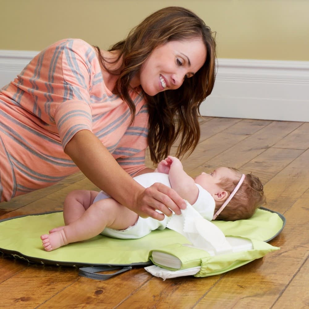 Convenient Waterproof Folding Baby Changing Pad