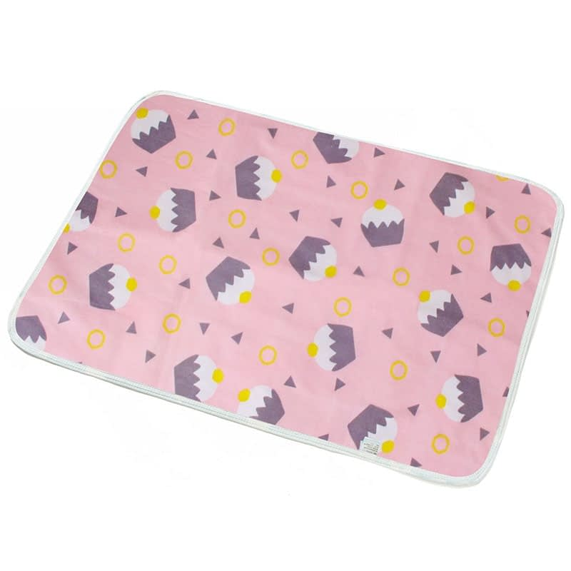 Reusable Portable Washable Baby Changing Mat
