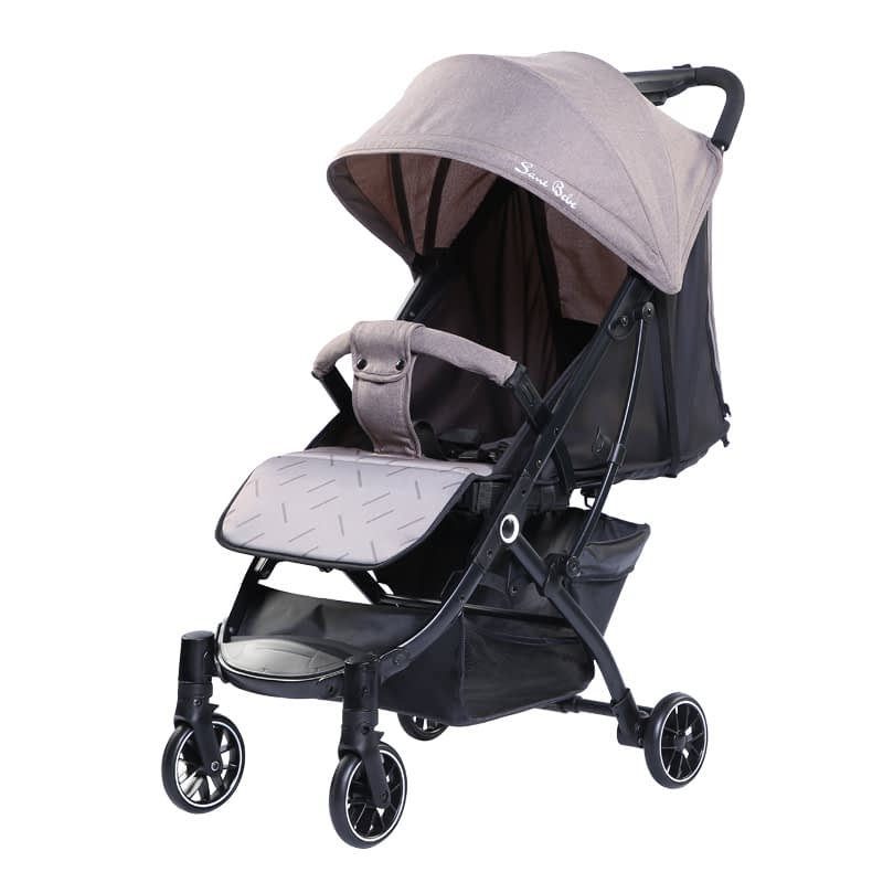 High-Quality Foldable Baby Stroller