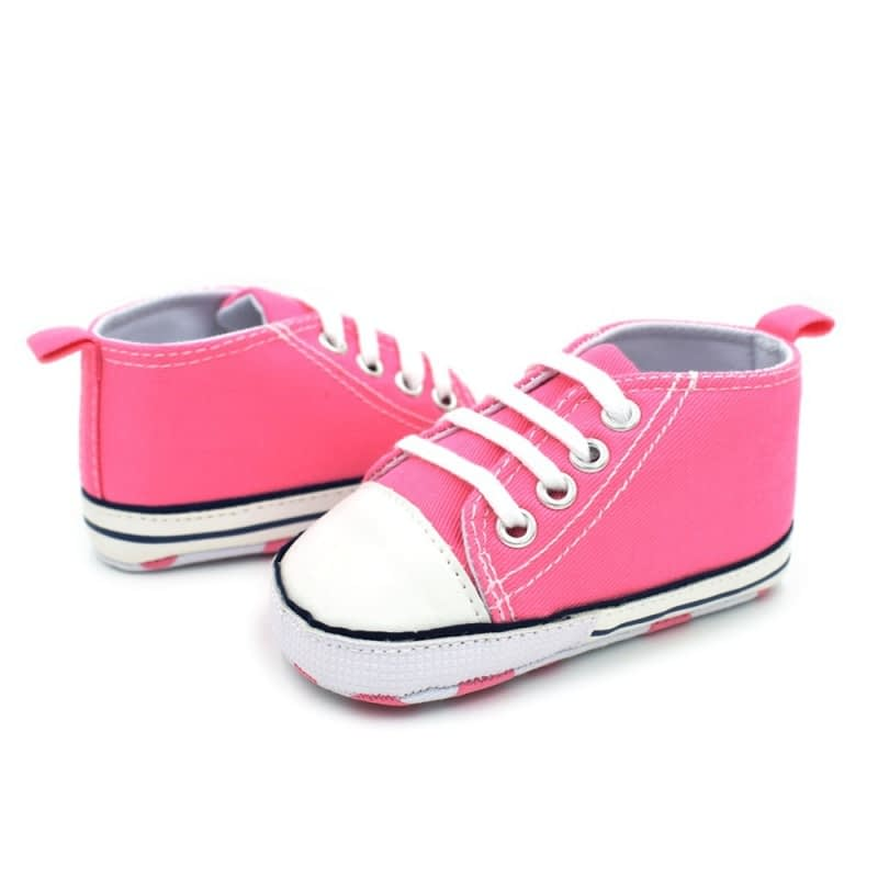Baby's Casual Style Canvas Shoes