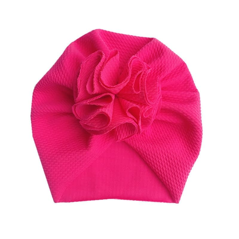 Baby Girl's Flower Style Hat